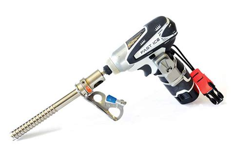 How To Drill A Bolt For Rock Climbing