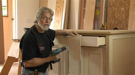 How To Drill A Hole In A Cabinet For A Handle