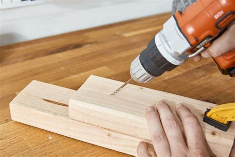 How To Drill A Hole Through Wood