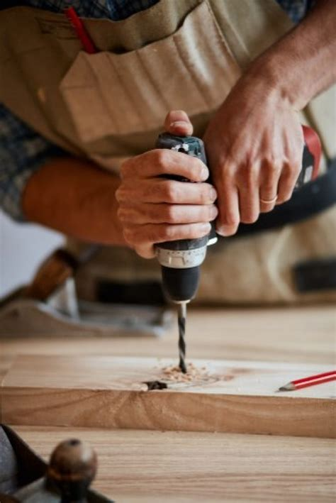How To Drill A Perfectly Vertical Hole Number