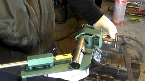 How To Drill At An Angle On Metal Tubing