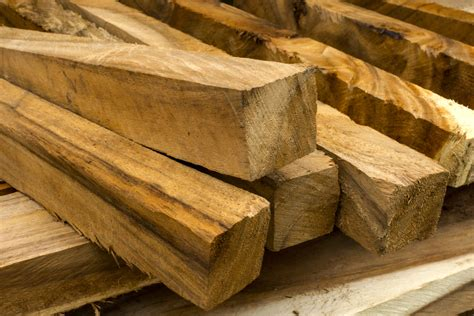 How To Dry Lumber Without A Kiln
