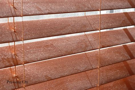 How To Dust Wood Blinds Easily