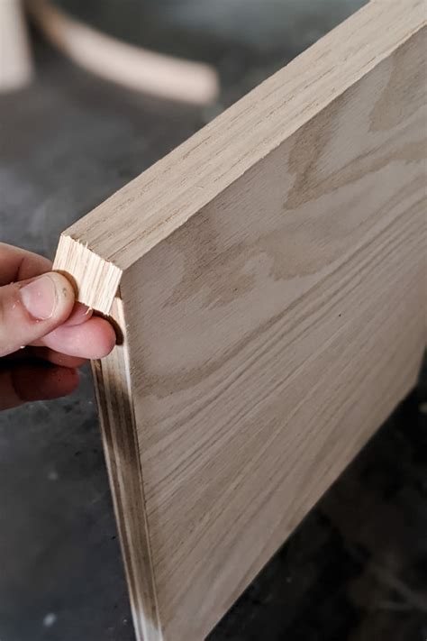 How To Edge Band Plywood Lines