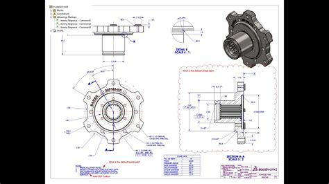 How To Enlarge A Drawing In Solidworks