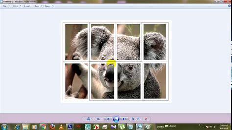 How To Enlarge Print On Printer