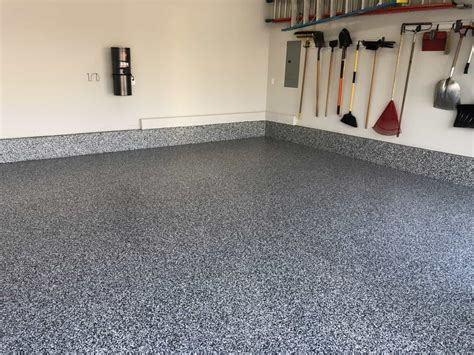 How To Epoxy Floor Corners