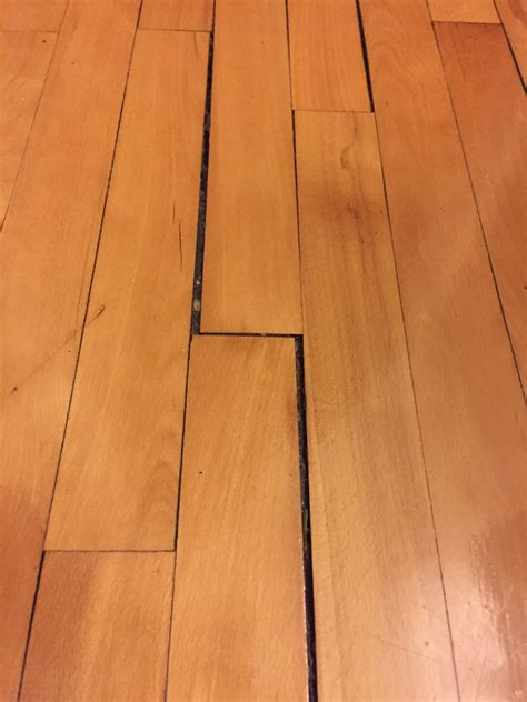 How To Fill Cracks In Wooden Floors