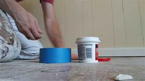 How To Fill Finish Nail Holes