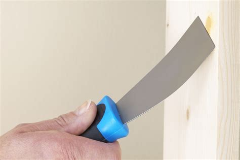 How To Fill Finish Nail Holes In Trim