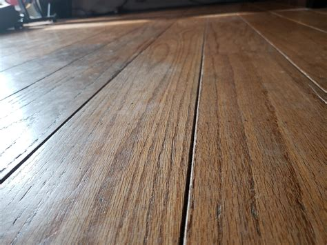 How To Fill Gaps In Wood Floors With