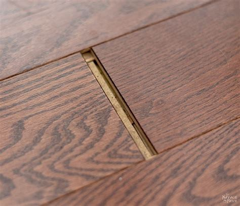 How To Fill Gaps In Wood Projects
