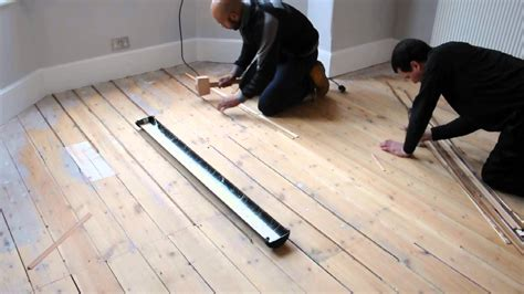 How To Fill Gaps In Wooden Floorboards