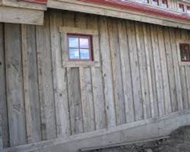 How To Fill Large Gaps In Wood Siding