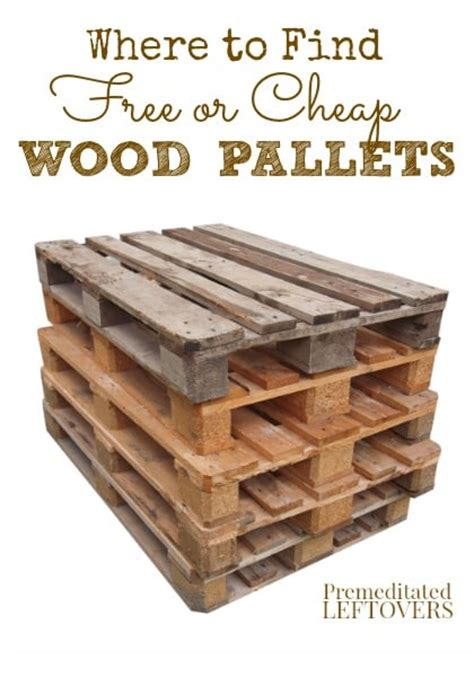 How To Find Cheap Wood
