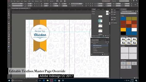 How To Find Fonts In Indesign