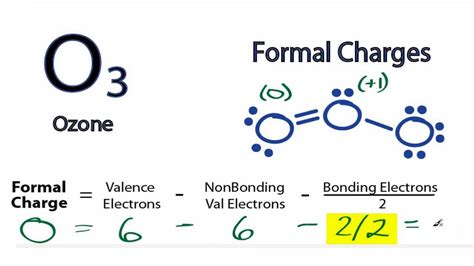 How To Find Formal Charge Of Lewis Structure