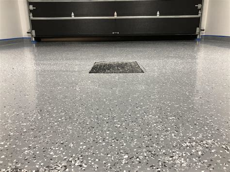 How To Finish A Garage Floor