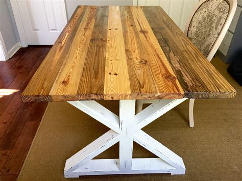 How To Finish A Table With Linseed Oil