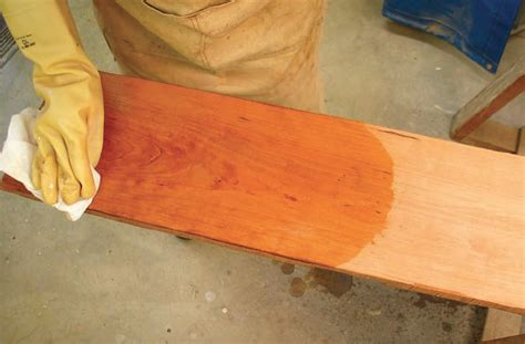 How To Finish Cherry Wood Without Staining