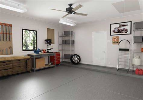 How To Finish Garage Walls Cheap