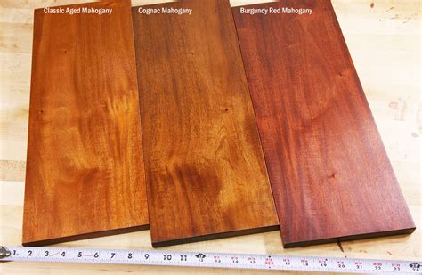How To Finish Mahogany Wood Whisperer