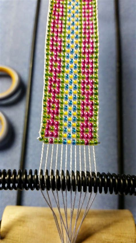 How To Finish Off Loomed Beads