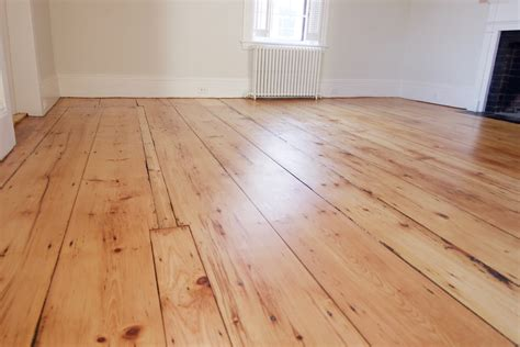 How To Finish Pine Flooring