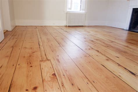 How To Finish Pine Wood Floor