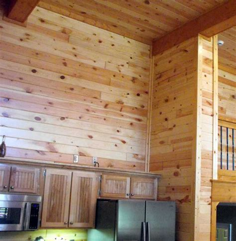 How To Finish Pine Wood Paneling
