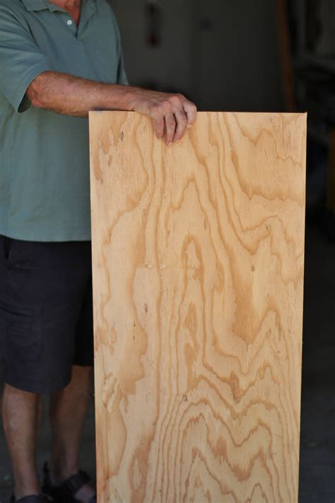 How To Finish Plywood Cabinets