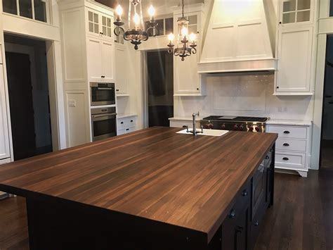 How To Finish Walnut Wood Countertops