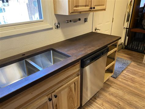 How To Finish Wood For Countertops