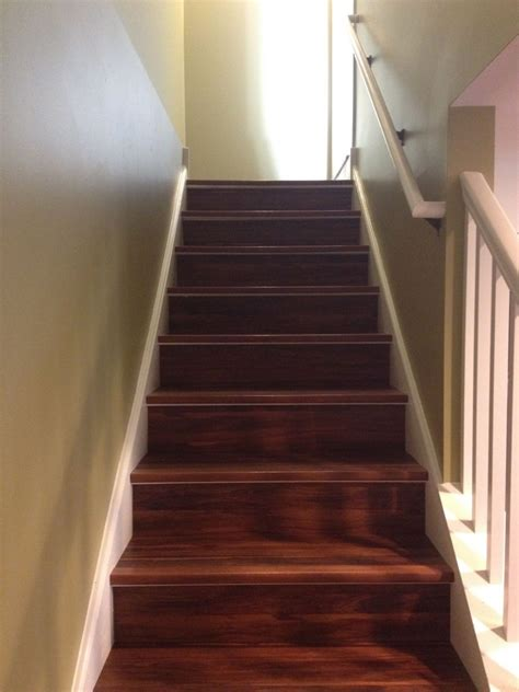 How To Finish Woodwork At Top Of Stairs