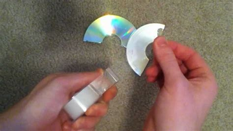 How To Fix A Cracked Dvd