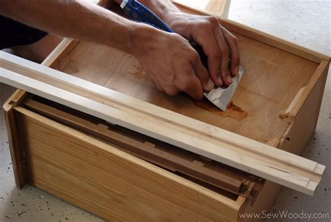How To Fix A Desk Drawer That Keeps Sliding Outdoor