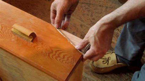 How To Fix A Dresser Drawer Front