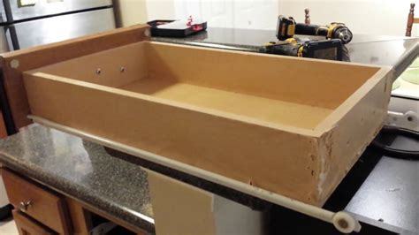 How To Fix A Kitchen Drawer Front Fixing
