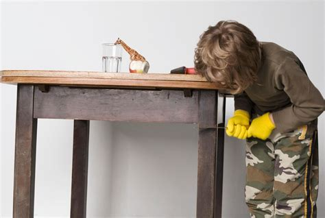 How To Fix A Wobbly Desk