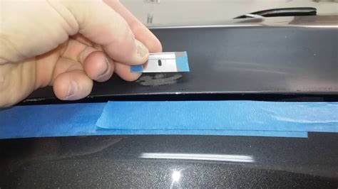 How To Fix Clear Coat Runs In Auto Paint
