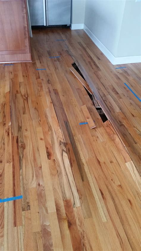How To Fix Damaged Wood Floor