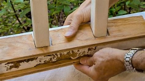 How To Fix Damaged Wood Railing