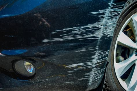 How To Fix Deep Scratches In Car