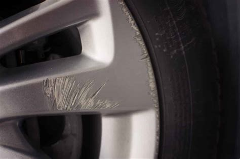 How To Fix Deep Scratches On Wheel