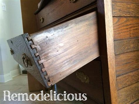 How To Fix Dresser Drawers From Falling Out