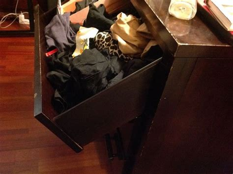 How To Fix Dresser Drawers That Fall Out