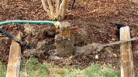 How To Fix Fence Post Broken At Ground Level