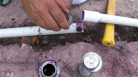How To Fix Pvc Pipe Crack