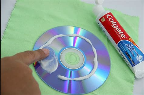 How To Fix Scratched Cds