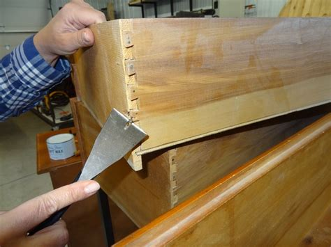 How To Fix Splitting Wood Furniture